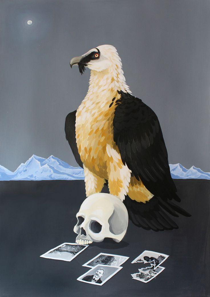 Mercedes Bellido presenta 'La Noche. El ave de alas negras'