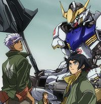 "Crunchyroll - Crunchyroll to Simulcast ""MOBILE SUIT GUNDAM IRON-BLOODED ORPHANS"" Anime Series"