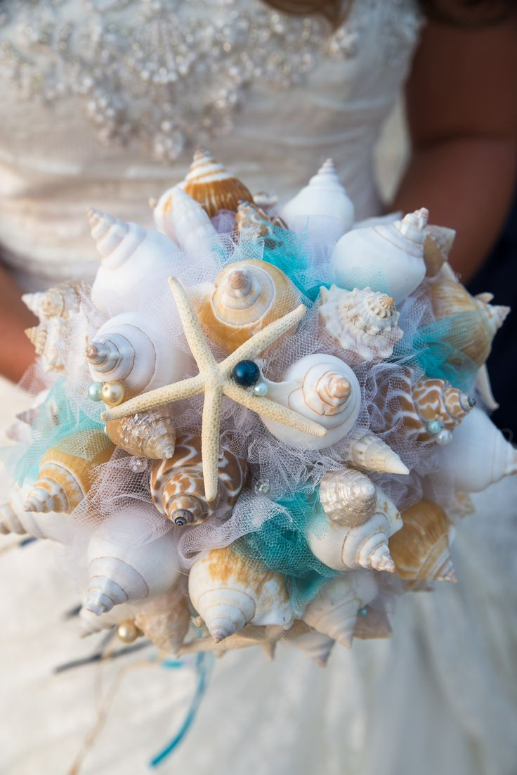 Best 25 Shell Bouquet Ideas On Pinterest Seashell