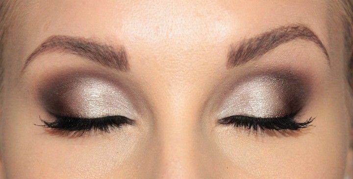 Mini tutorial - brown tones | Helen Thurs farm - Hiilens makeup blog
