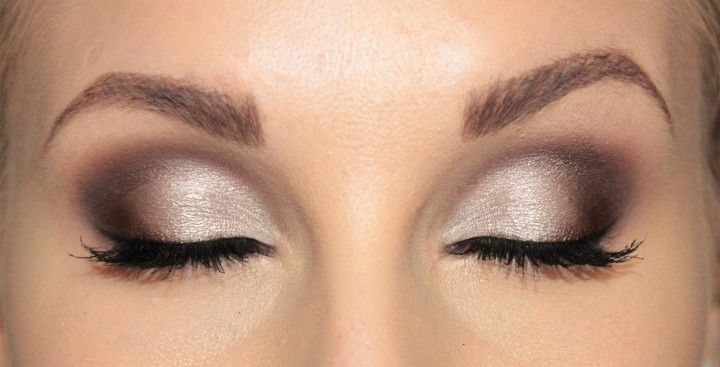 Mini tutorial - brown tones | Helen Thurs farm - Hiilens makeup blog