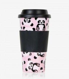 Mug à emporter panda