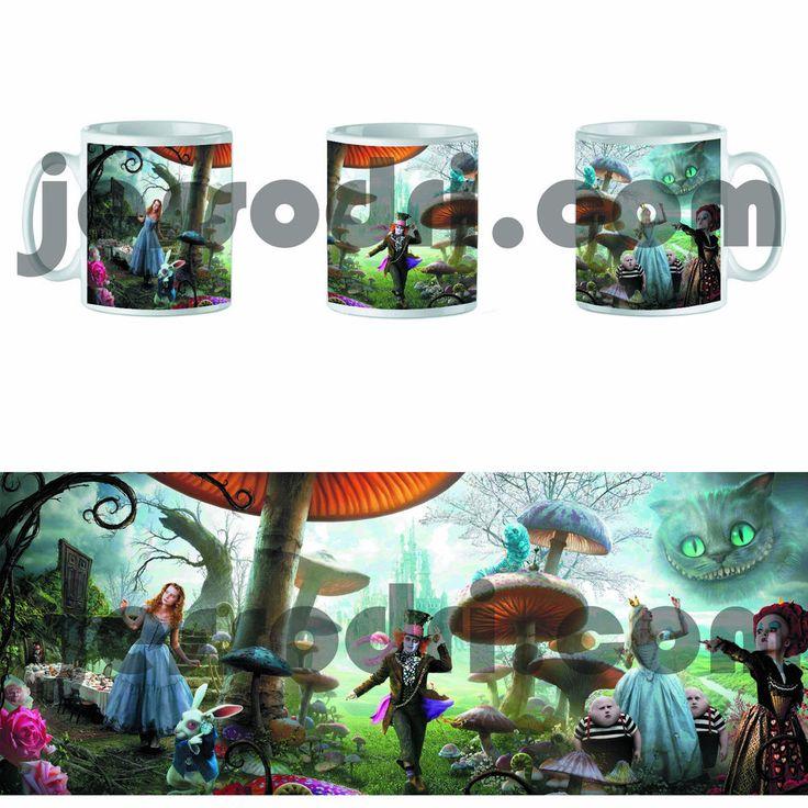 321 best Alicia en el País de las Maravillas images on Pinterest ...