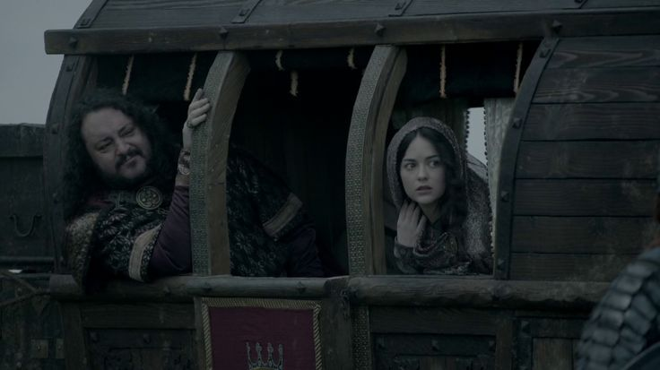 Segunda Temporada serie Vikings – Capítulo 7: Blood Eagle.