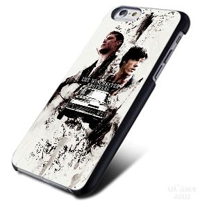 The Winchester Brother Supernatural iPhone Cases Case