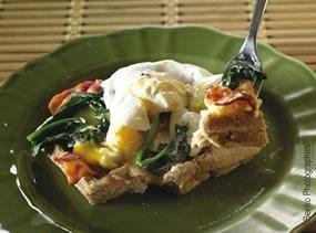 Multigrain Waffles | On the Menu - Breakfast | Pinterest