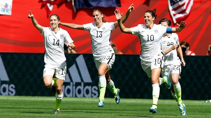 U.S. Women Shatter TV Ratings Record For Soccer With World Cup Win - NPR