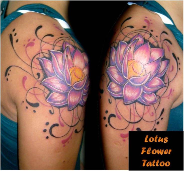 Lotus Flower Tattoos. | Tattoo Ideas Gallery Blog