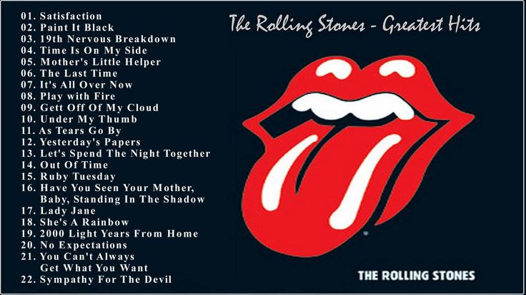 The Rolling Stones Greatest Hits Universal CD1 Rock Pop