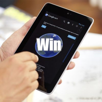 """Win a 7"""" android tablet in our latest competition.  Enter here - http://woobox.com/s3ejk8. Competition closes on 14th July and winner announced on 15th July!"""