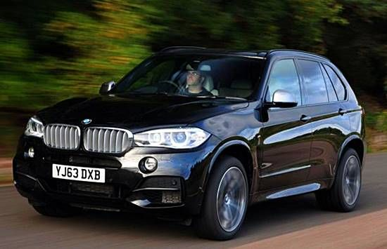 2016 BMW X7 Review and Redesign