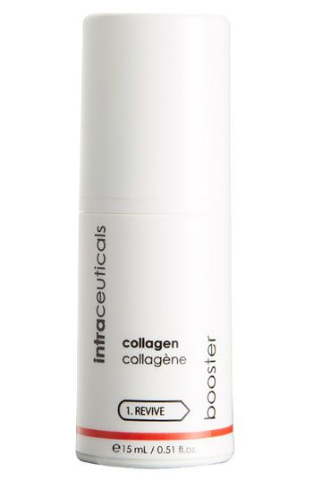 Free shipping and returns on intraceuticals® 'Booster' Collagen Serum at Nordstrom.com. Provides a potent cocktail of collagen messenger peptides to promote skin renewal and rejuvenation and helps restore volume and tightness to skin that has lost its elasticity, tone and density.Hydration and effective ingredient delivery are the two most important elements in modern skincare. intraceuticals® boosters are powerful, targeted additives to use alone or combine with Rejuvenate Daily Serum, the…
