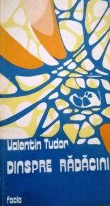 Părere de cititor – Dinspre rădăcini, de Valentin TUDOR http://scrieliber.ro/parere-de-cititor-dinspre-radacini-de-valentin-tudor/