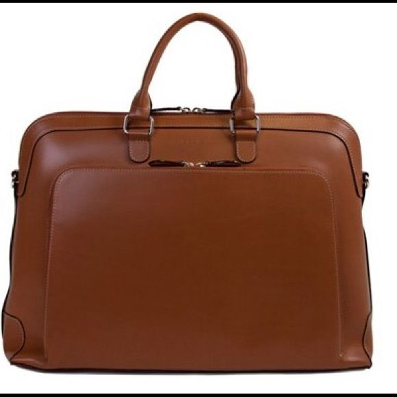 Woman's laptop briefcase Almost new only used s few times Lodis Bags Laptop Bags