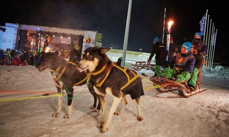 lillehammer 2016 | Lillehammer 2016 Olimpiadi Invernali Giovanili: Iniziato il viaggio ...
