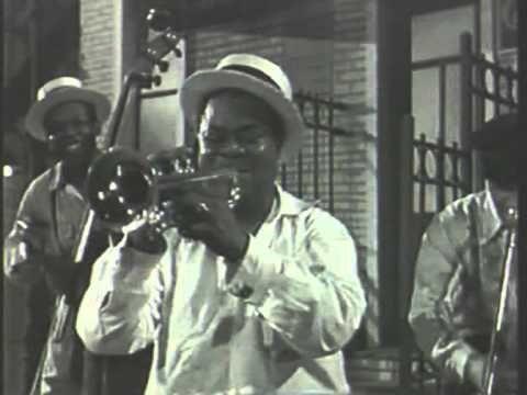 Sidney Bechet + Louis Armstrong + Django Reinhardt 1952, La Route Du Bonheur (excerpt) - YouTube