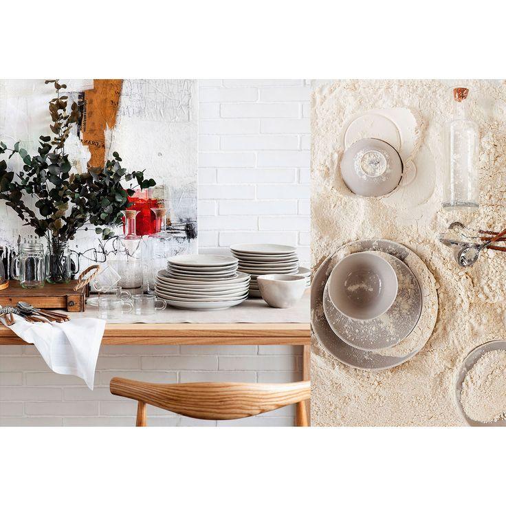AARDEWERKEN SERVIES - Servies - Tafelaccessoires | Zara Home Netherlands