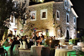Weddings & Events - Sitges Villas | Weddings at Almiral | Barcelona Villa Weddings and Events | Almiral de la Font
