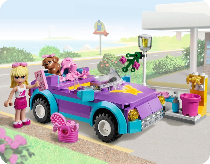 15 best LEGO Friends images on Pinterest | Lego friends, Lego and Legos