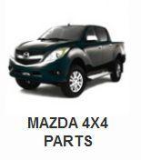 Mazda 4x4 Parts