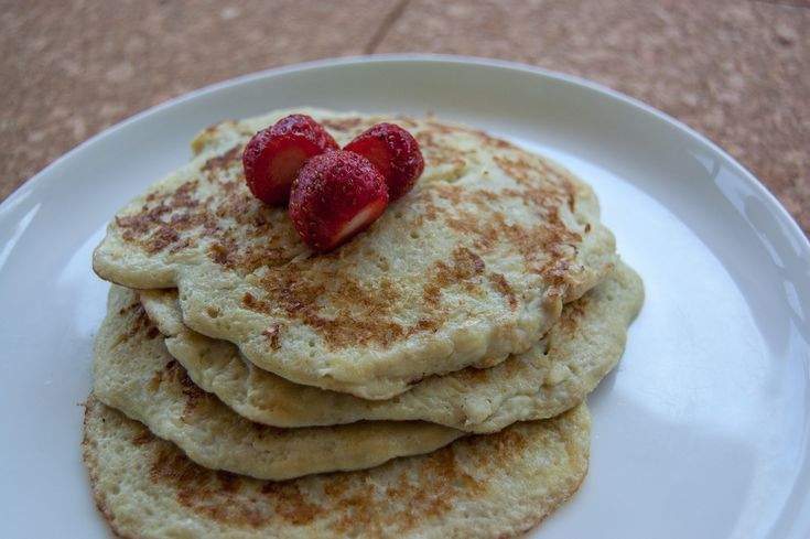 Tried-and-tested Banana Pancakes!  Only 2 or 3 ingredients needed.