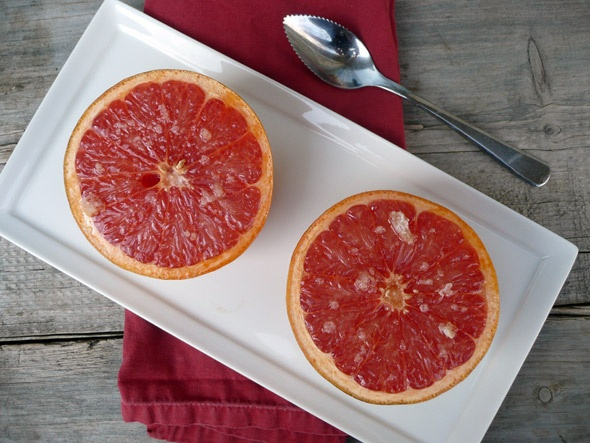 Broiled Grapefruit With Brown Sugar And Ginger Recipes — Dishmaps