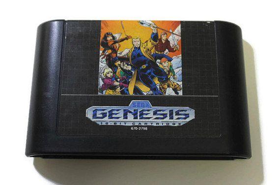Ex Mutants for Sega Genesis 1992 Cartridge Only by Retro8Games