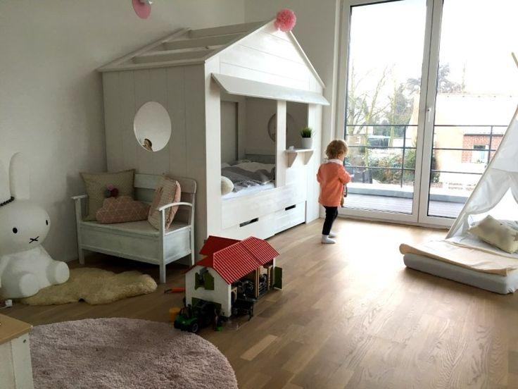 Das kleine Kinderzimmer unseres Mädchens –kleinesbisschen.de