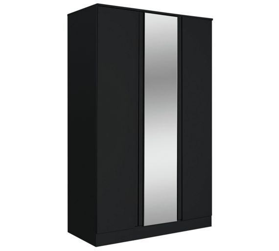 1000 ideas about mirrored wardrobe on pinterest triple. Black Bedroom Furniture Sets. Home Design Ideas
