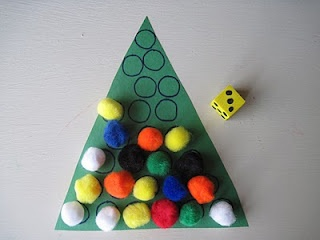Decorating the tree math game