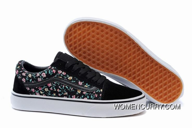 https://www.womencurry.com/vans-old-skool-black-gray-floral-womens-shoes-for-sale.html VANS OLD SKOOL BLACK GRAY FLORAL WOMENS SHOES FOR SALE Only $74.86 , Free Shipping!