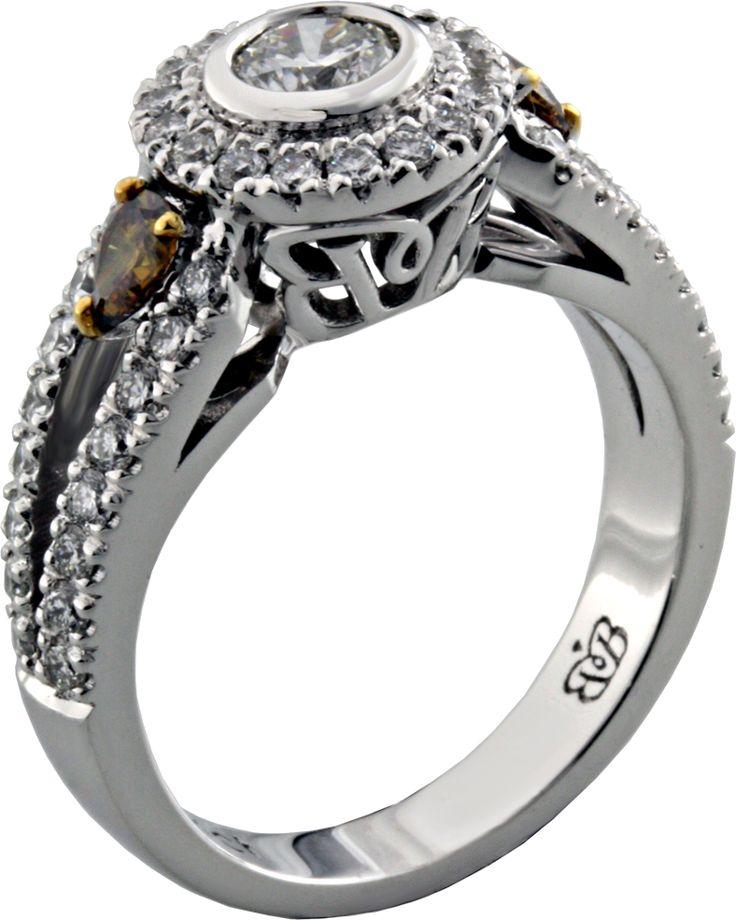 Bakalian Halo | Bakalian : BB Designer Jewellers, Sydney