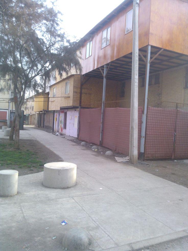 Autoconstrucción de tres pisos