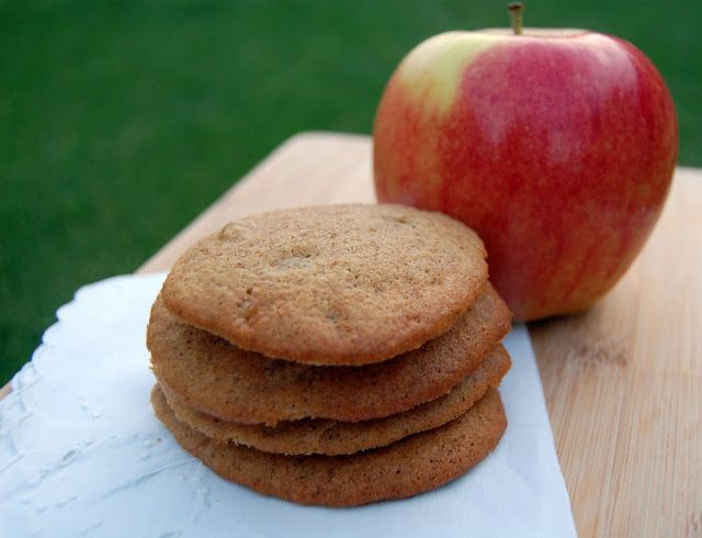 Day 98 -Cinnamon Applesauce Cookies - 365 Days of Baking