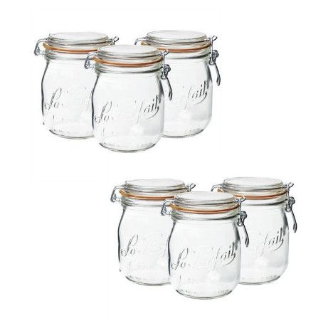17 meilleures id es propos de bocaux le parfait sur pinterest le parfait jars planter. Black Bedroom Furniture Sets. Home Design Ideas