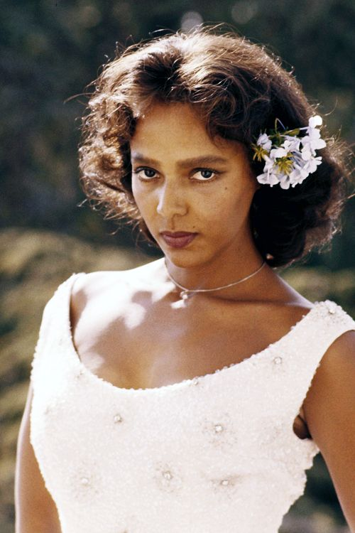 Dorothy Dandridge (1922-1965) was an American actress & singer, & was the first African-American to be nominated for an Academy Award for Best Actress. She performed as a vocalist in venues such as the Cotton Club and the Apollo Theater.  She died at the age of 42.