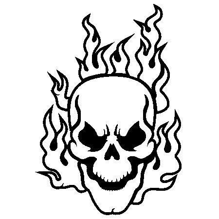 Dragon Sugar Sheet Halloween Skull Coloring Page