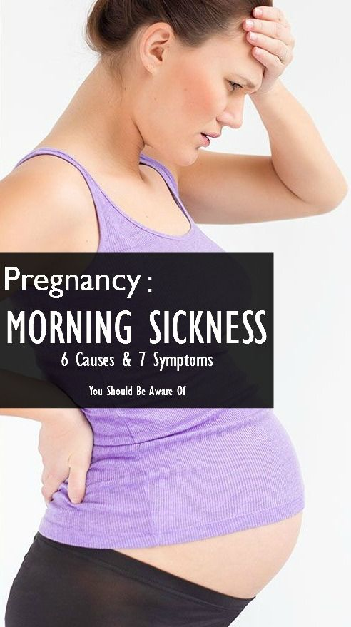 Morning Sickness During Pregnancy: Are you suffering from morning sickness and don't understand how to deal with it? Well, let us tell you all that you need to know about this #pregnancy morning sickness!