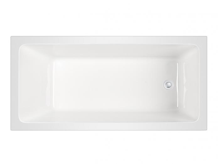 Mizu Bloc 1690 Inset Bath. Reece $535.99 inc gst