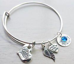 Coach Personalized Adjustable Wire Bangle Bracelet