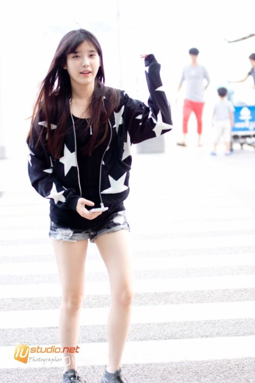 11 Best IU Airport Fashion Fashion Images On Pinterest