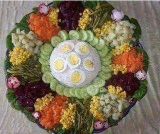 Cuisine  salade