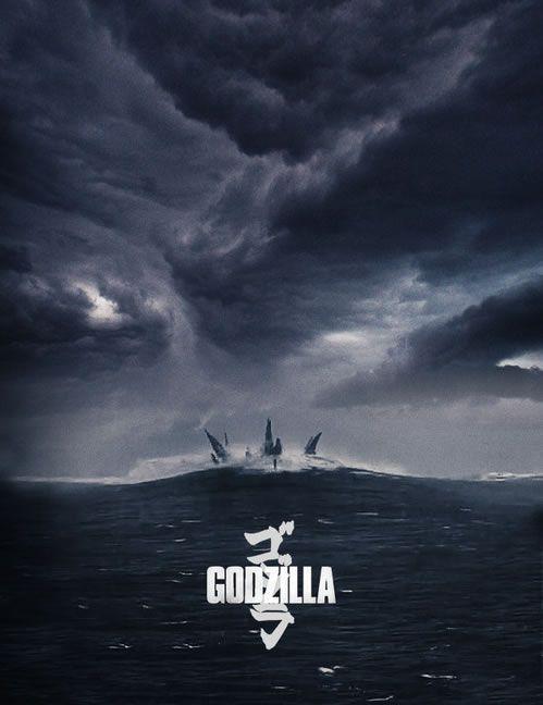 Godzilla 2014 aura une affiche créée par des fans