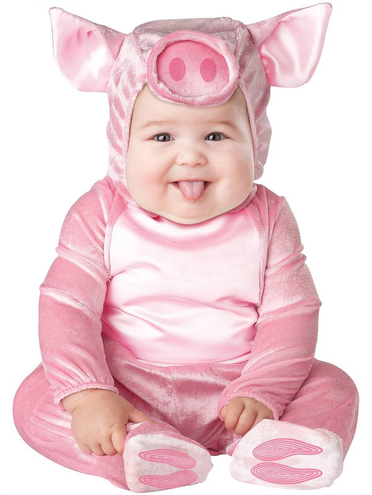 infant toddler this lil piggy costume - Baby Halloween Coatumes