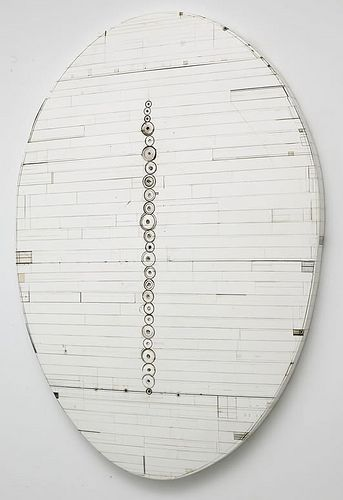 Hiroyuki Hamada: Art Circles, Encaustic Paintings Sculpture, Interesting Sculpture, Installations Blanche, Inspiration Sculpture, Art Wood, Encaustic Painting Sculpture, Enamels, Constructive Art