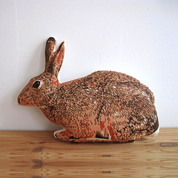 Squishy Bunny Pillow : Bunny Pillow Products, Bunnies and Real one