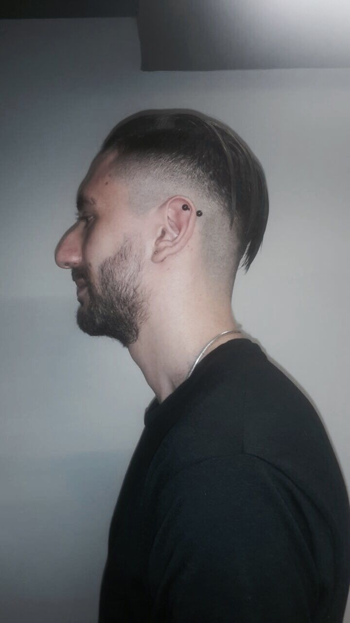 Haircut by me! Toniandguy torino