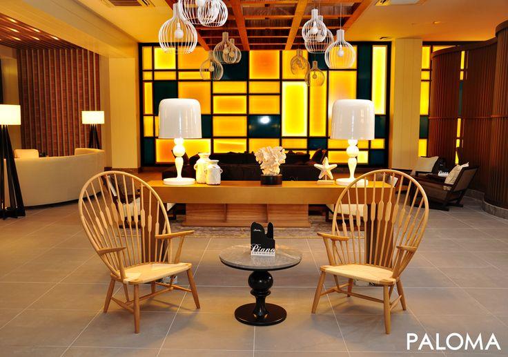 Paloma Oceana Resort Piano Bar. #resort #bar