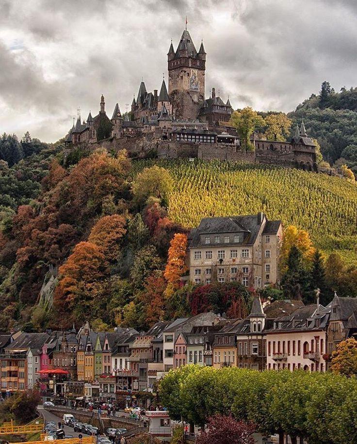 das sind deutschlands zehn sch nste kleinst dte reisen pinterest urlaubsreisen richtiger. Black Bedroom Furniture Sets. Home Design Ideas