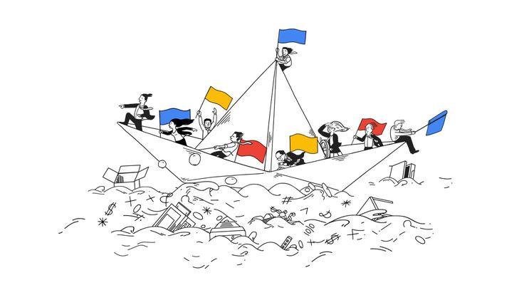 Google // G Suite Illustrations on Vimeo
